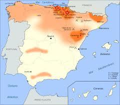 Mapa del carlismo