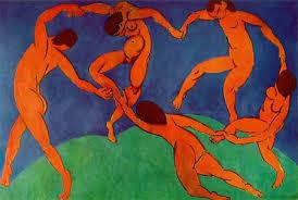 """""""La Danza"""", Matisse (1907)"""