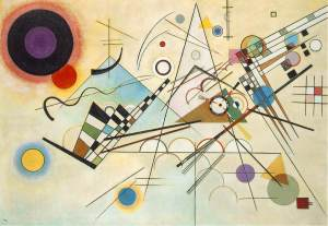 """""""Composición VIII"""", Kandinsky (1911)"""