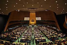 Asamblea de las Naciones Unidas