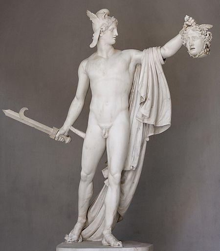 Perseus_Canova_Pio-Clementino_Inv969