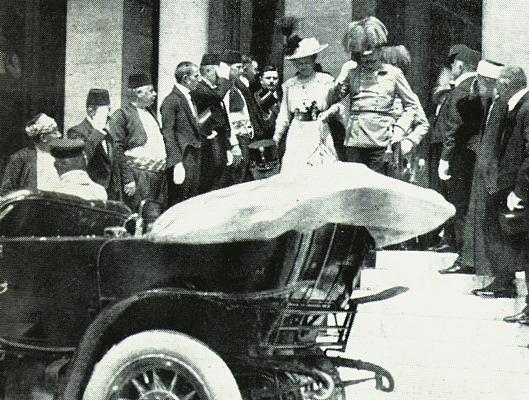 Asesinato en Sarajevo